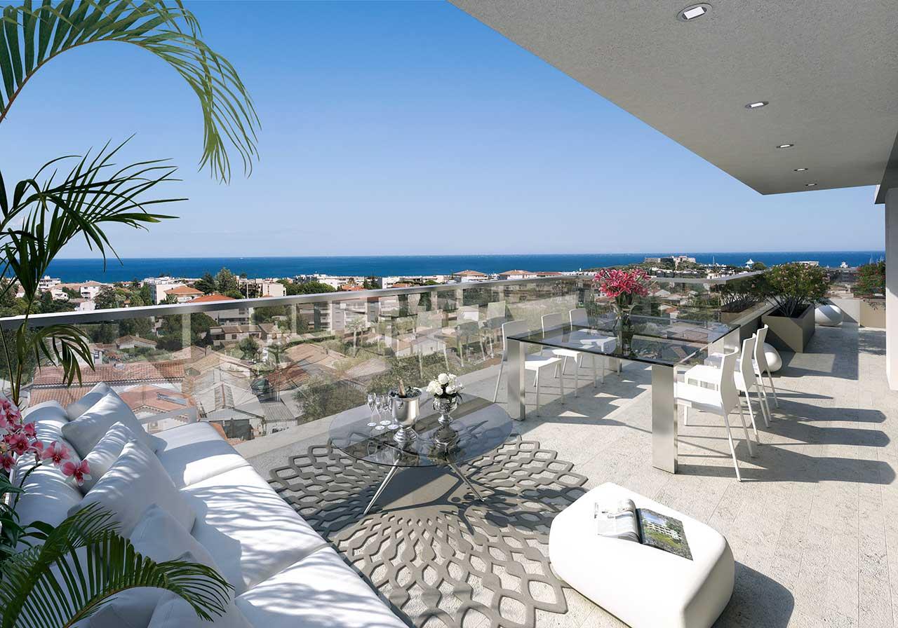Imica solution 3d pour l 39 architecture l 39 immobilier et le - Hotel avec piscine nice ...